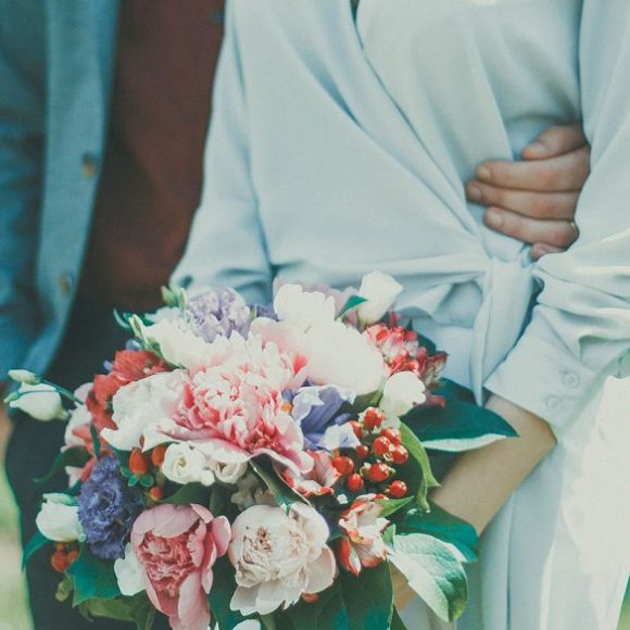 Ed & Charity's Intimate and Romantic Wedding